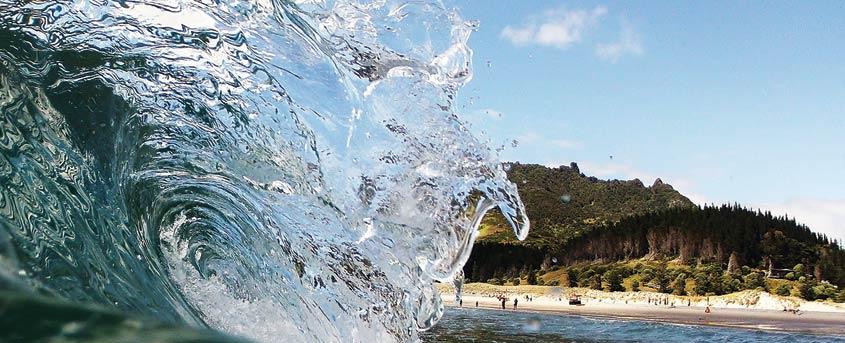 Ocean Beach - Photography by Gyles Dyer
